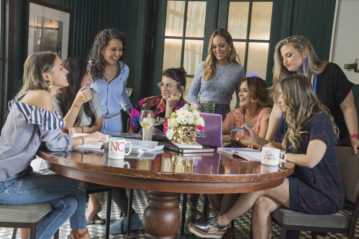 networking, emponderamiento de la mujer, mentoring